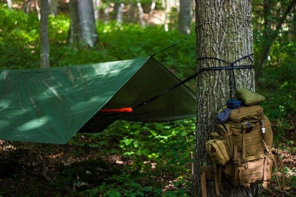 how to make a tent from scratch