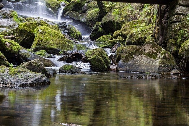 where to find water to boil for camping