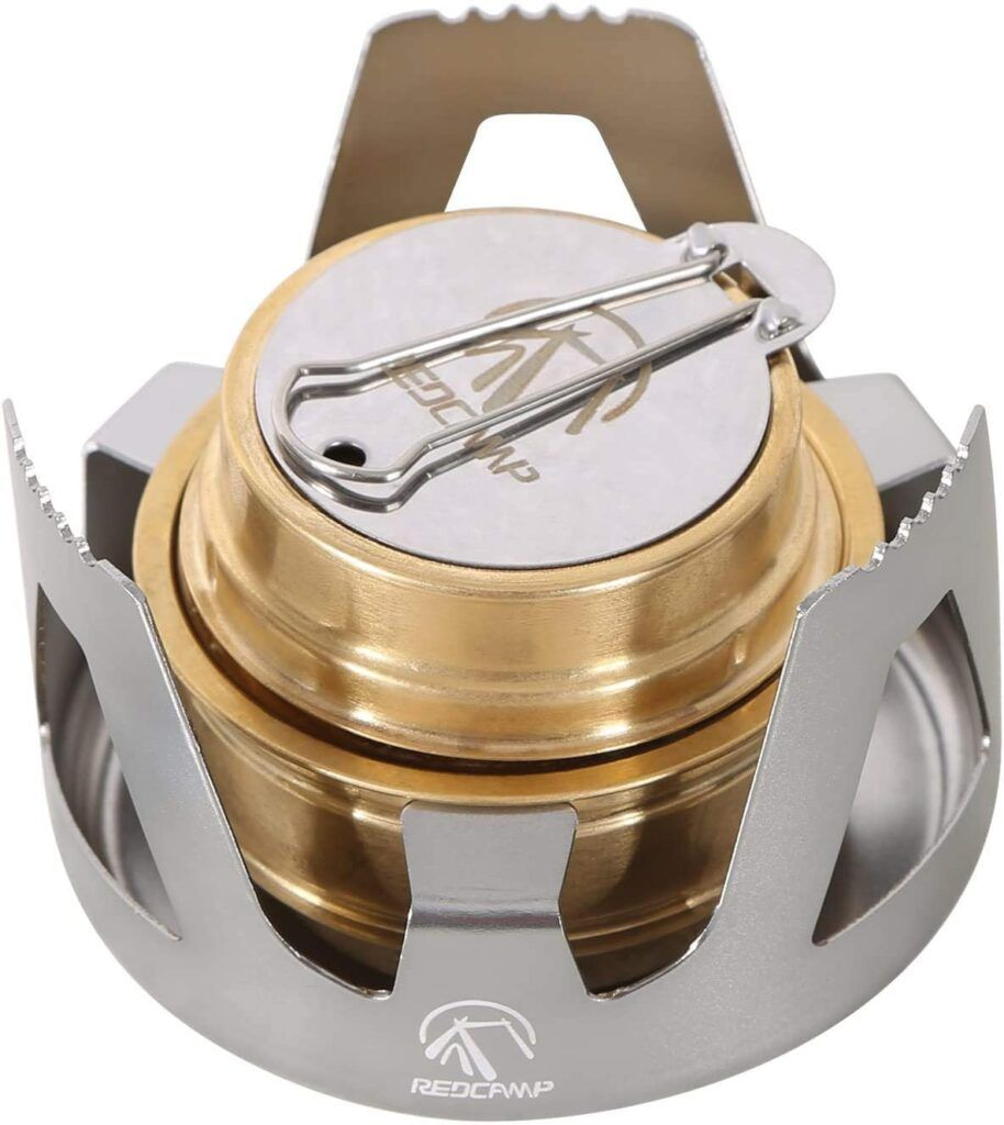 alcohol camp stove