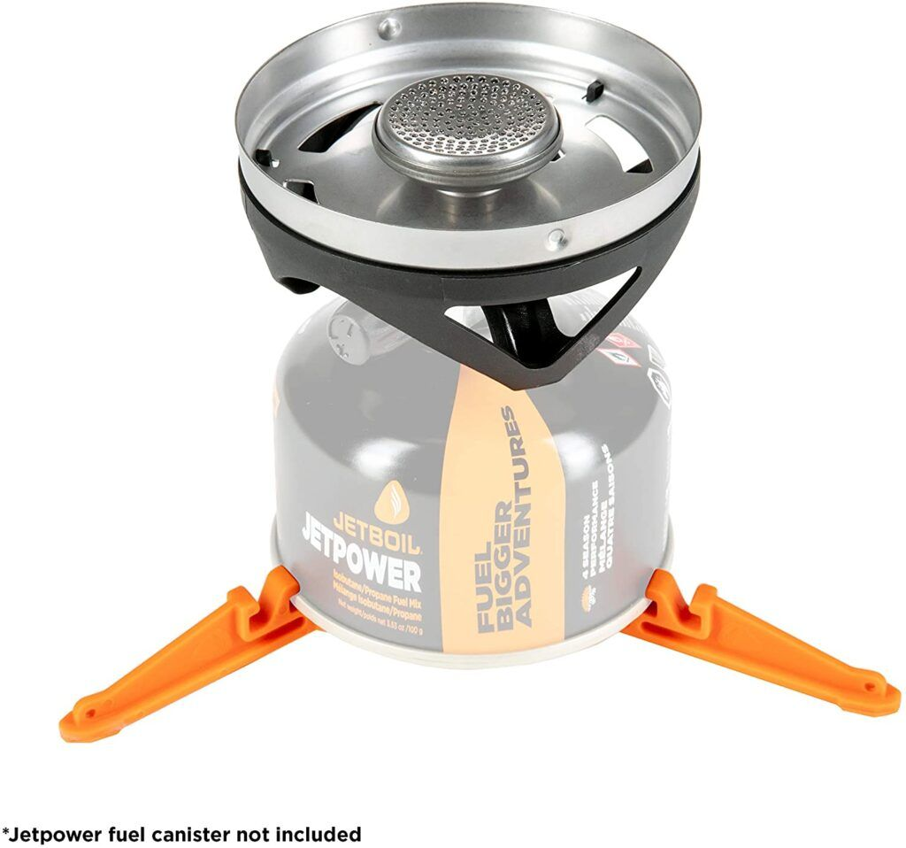 jetboil stove for boiling water camping