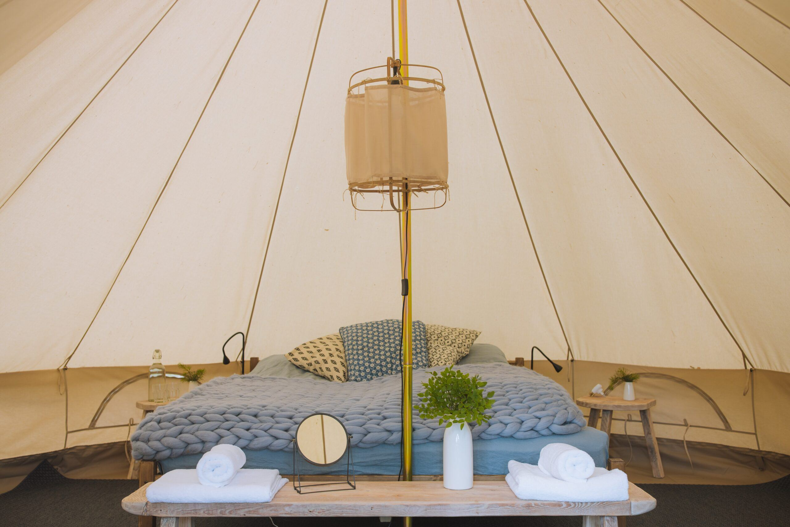 what to pack for glamping